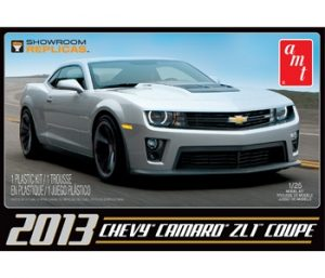 AMT 2013 Chevy Camaro ZL-1 Showroom Replicas 1:25 Scale Model Kit