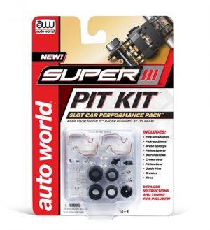 Auto World Super III Pit Kit