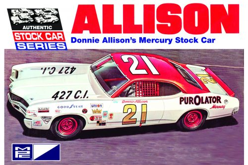 MPC796 Donnie Allison Stock Car