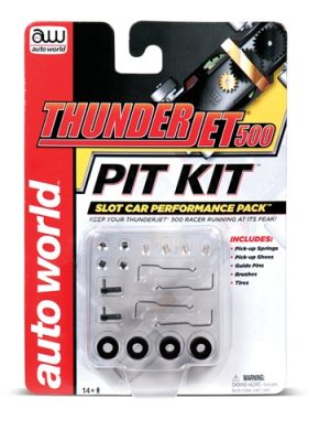 Auto World ThunderJet Pit Kit