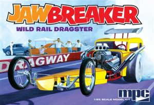 MPC Jawbreaker Dragster 1:25 Scale Model Kit