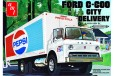 AMT804 Ford C600 Pepsi Delivery Truck
