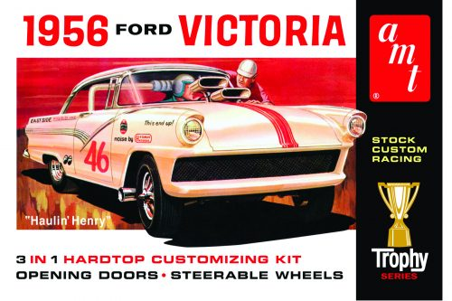 AMT807 1956 Ford Victoria