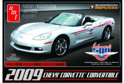 AMT814 2009 Corvette Convertible
