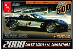 AMT816 2008 Corvette Pace Car