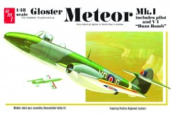 AMT825 Gloster Meteor