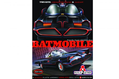 POL907 Batmobile Build2Gether