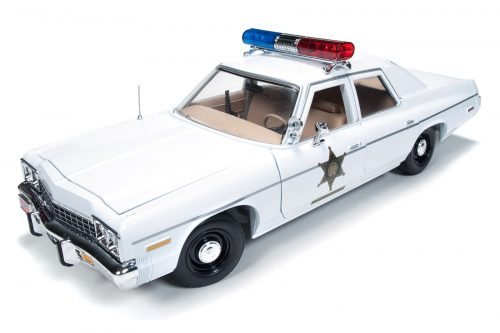 AWSS107 1975 Dodge Monaco Police Pursuit (Dukes of Hazzard)-1