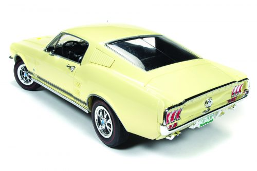 AMM1038 1967 Ford Mustang GT Golden Era of Mustang-4