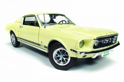 AMM1038 1967 Ford Mustang GT Golden Era of Mustang-5