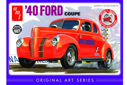 AMT730 1940 Ford Coupe