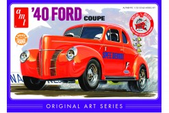 AMT850 1940 Ford Coupe