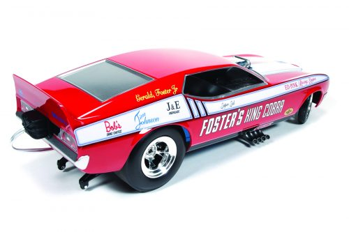 AW1117 1972 Fosters King Cobra Mustang-3