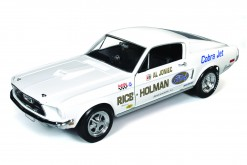 AW203 1968 Al Joniecs Ford Mustang Super Stock Eliminator-1