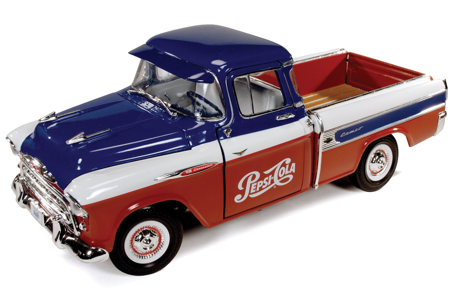 1957 Chevrolet Pick-up Cameo (Pepsi) | Round2