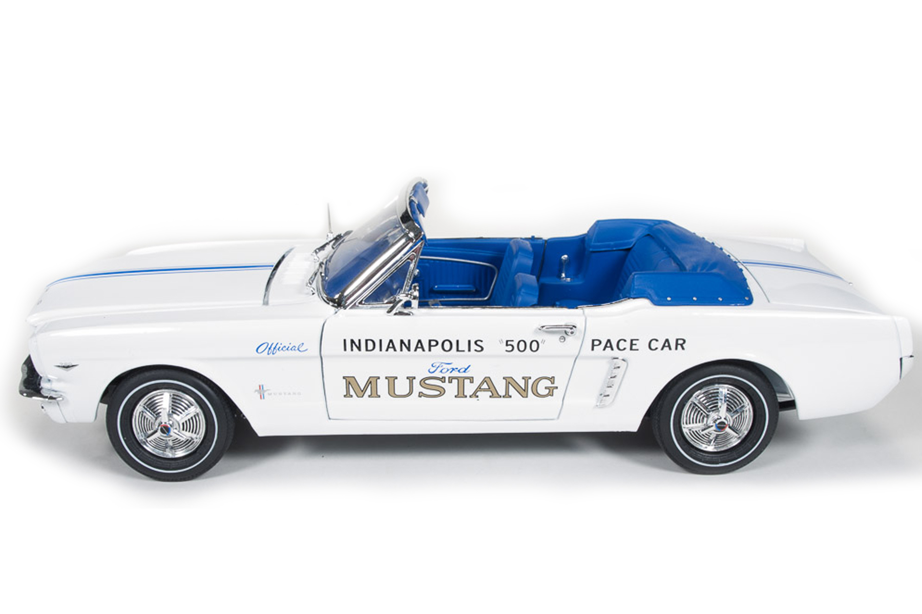 1964 1/2 Ford Mustang Convertible Indy Pace Car | Round2