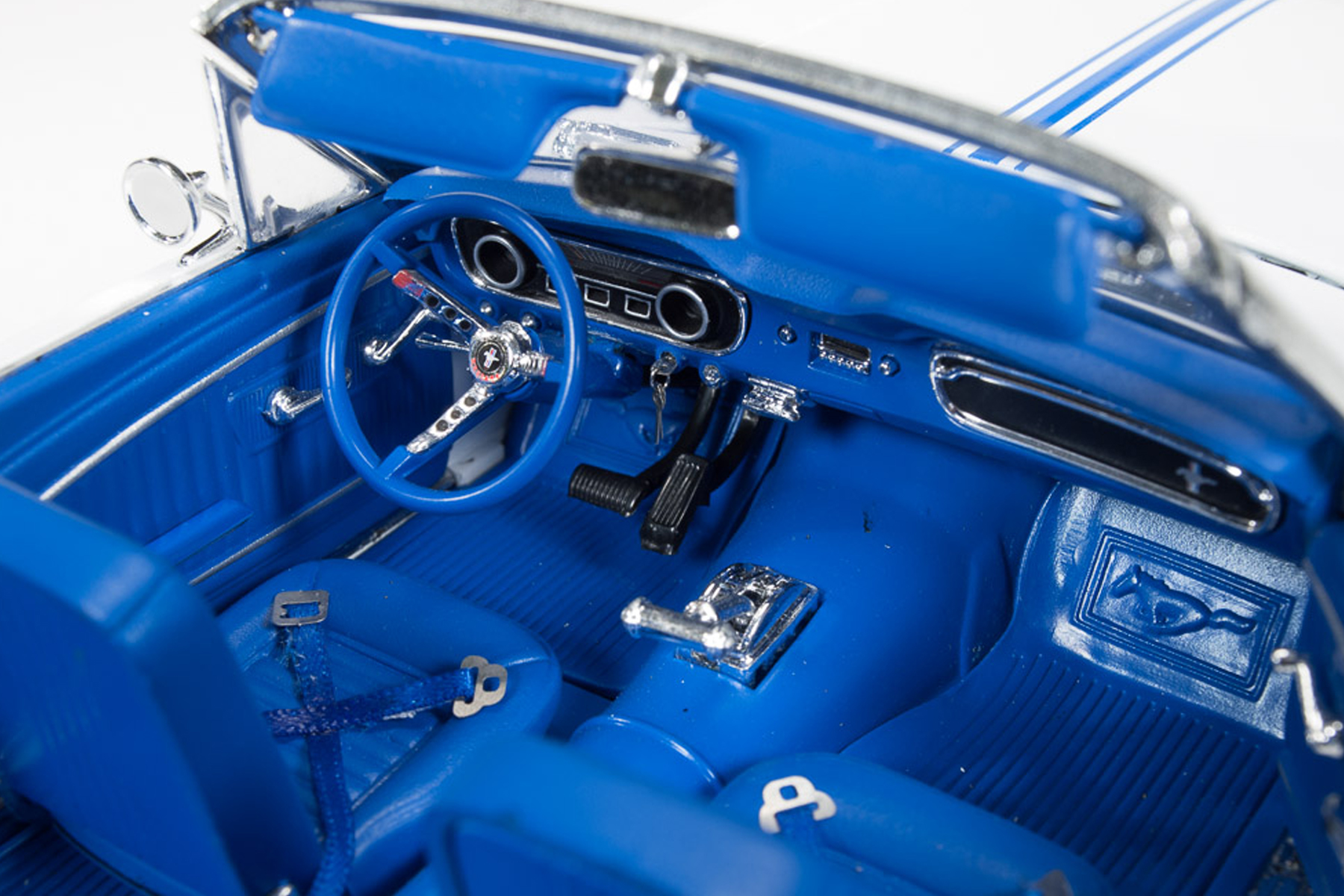 1964 1 2 Ford Mustang Convertible Indy Pace Car Round2 Gt Home Auto World