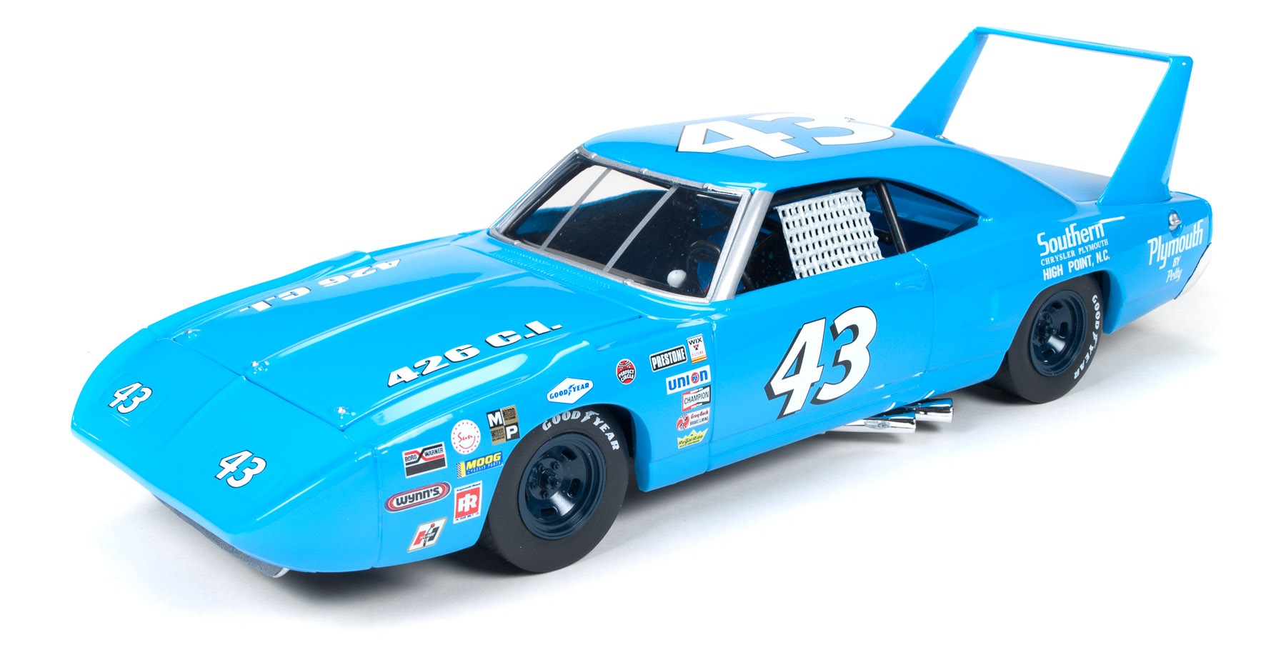 Ford Truck Pictures >> Richard Petty 1970 Plymouth Superbird | Round2