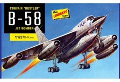 HL405 B-58 Hustler Bombe packaging
