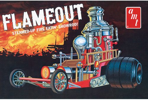 AMT934 Flameout