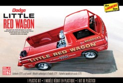 HL115 Little Red Wagon packaging