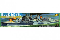 HL212-03 Blue Devil Destroyer packaging -o