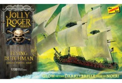 HL218-12 Flying Dutchman Ghost Ship Packaging