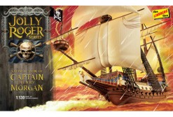 HL219-12 Captain Henry Morgan packaging