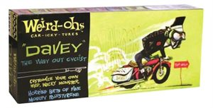 HAWK Weird-ohs Davey Model Kit