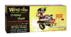 HAWK Weird-ohs Drag Hag Model Kit