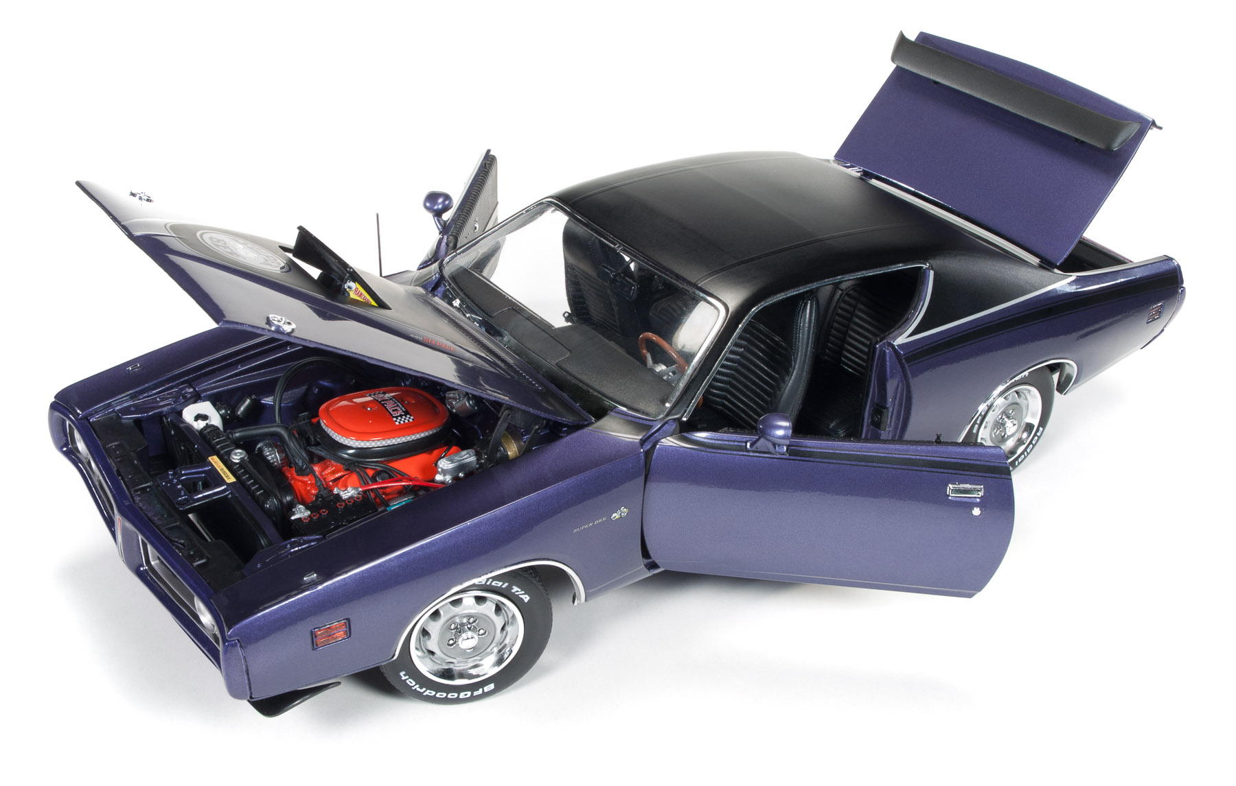 1971 Dodge Charger Super Bee (Hemmings Motor News) | Round2