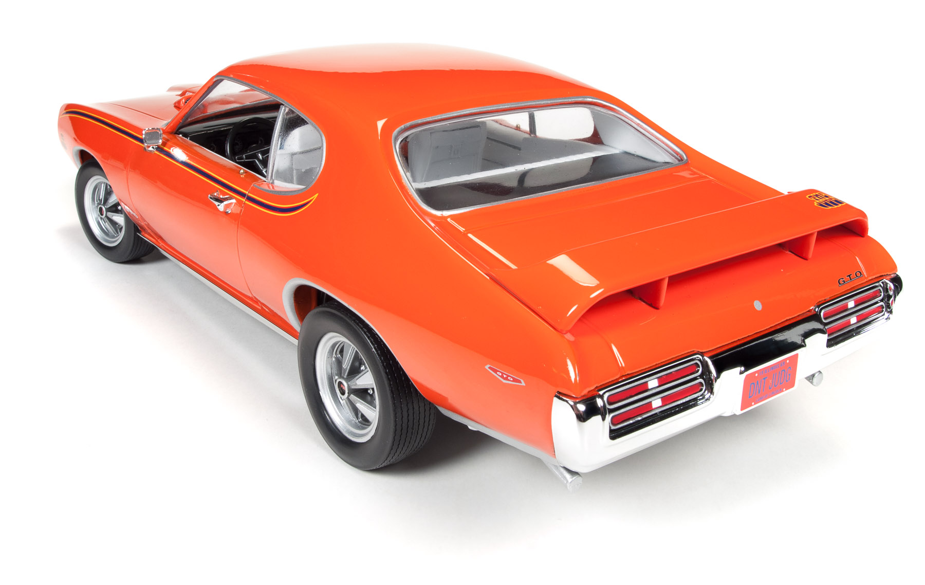 1969 Pontiac GTO Judge | Round2
