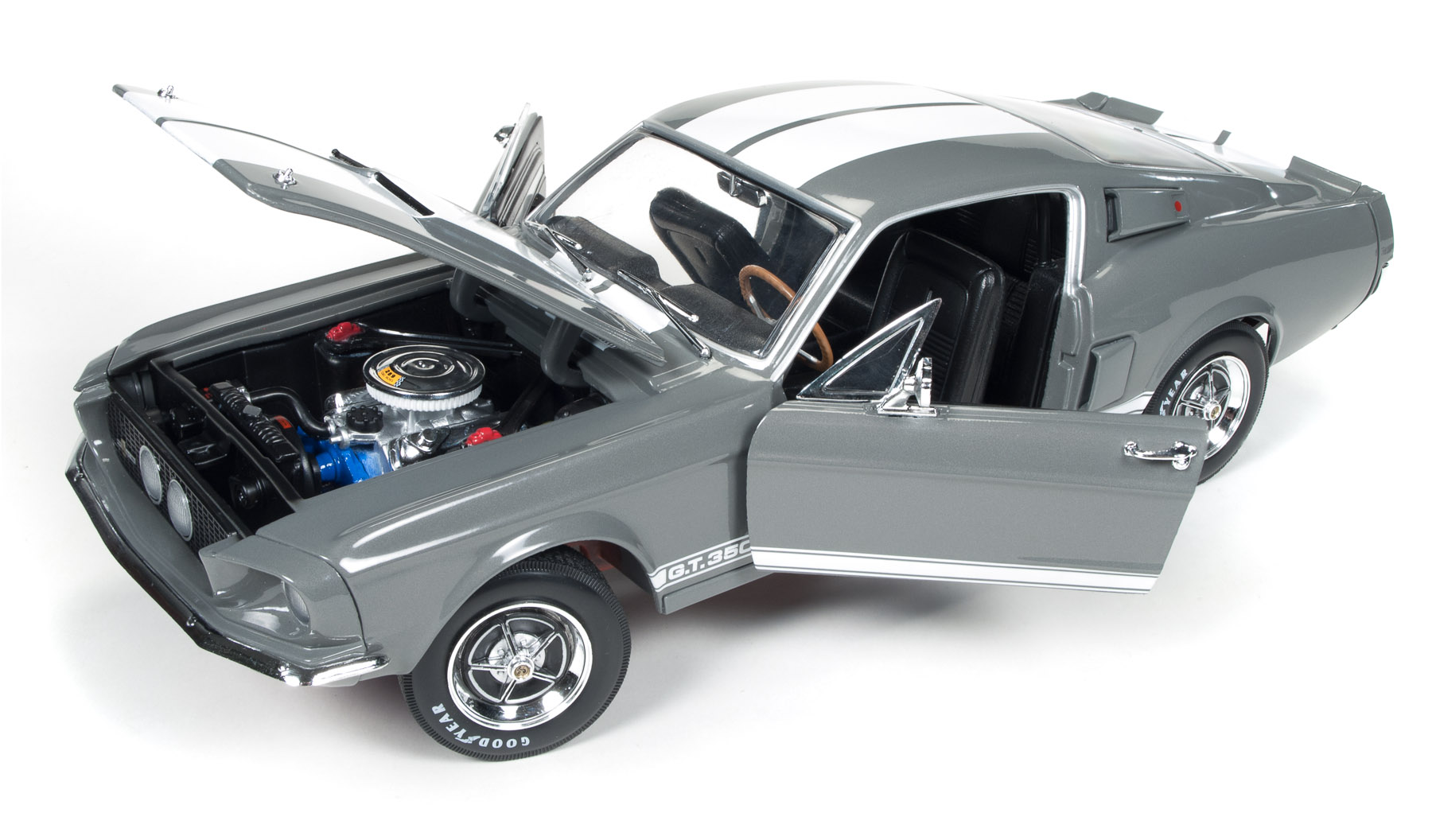 1967 Shelby Mustang Gt350 50th Anniversary Round2