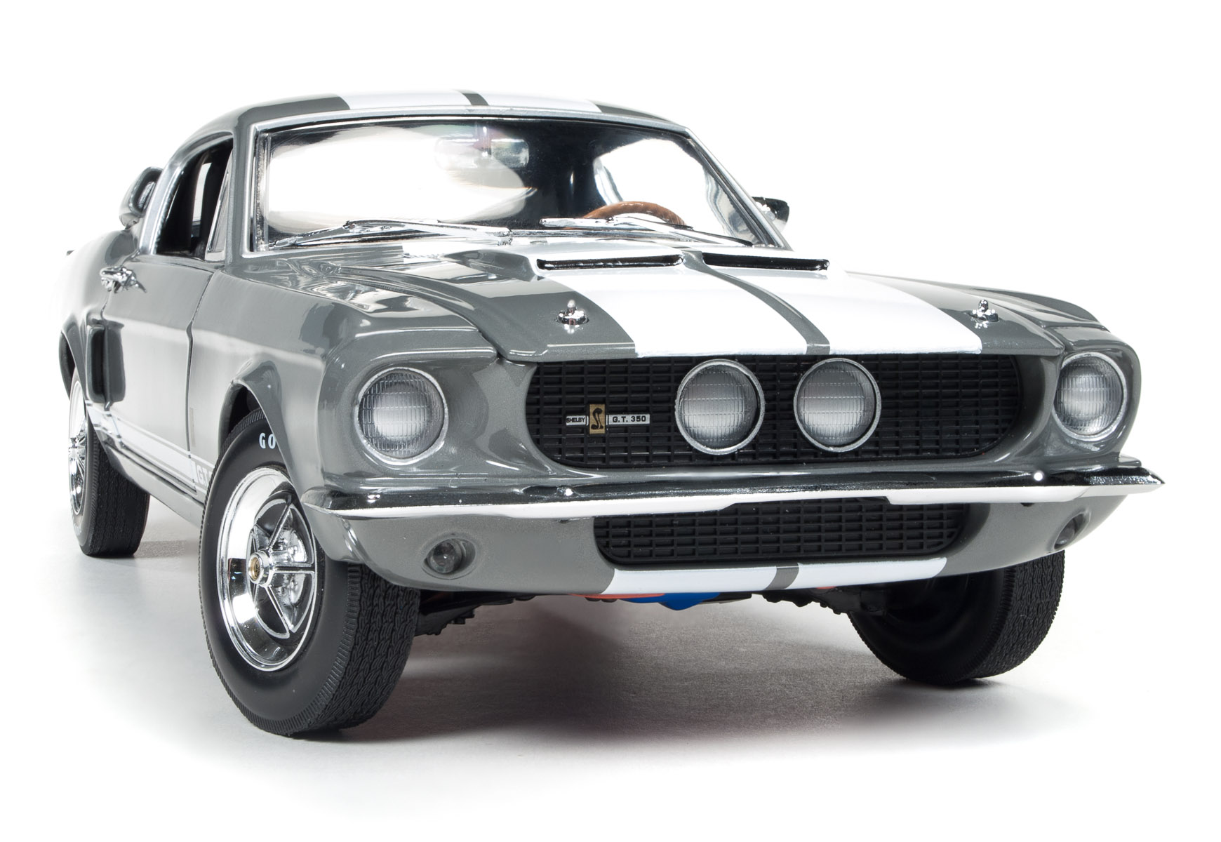 1967 Shelby Mustang GT350 50th Anniversary