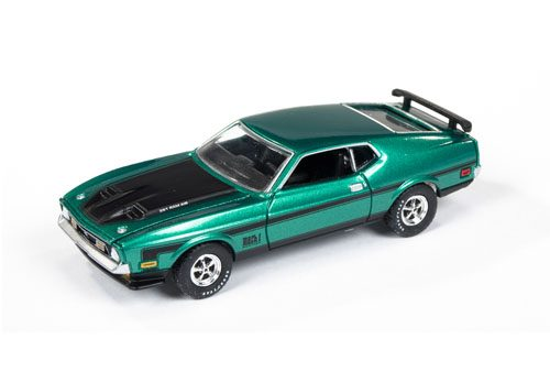 AW64003_SetA_1971 Ford Mustang Mach 1 (Car and Driver)