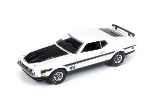 AW64003_SetB_1971 Ford Mustang Mach 1 (Car and Driver)