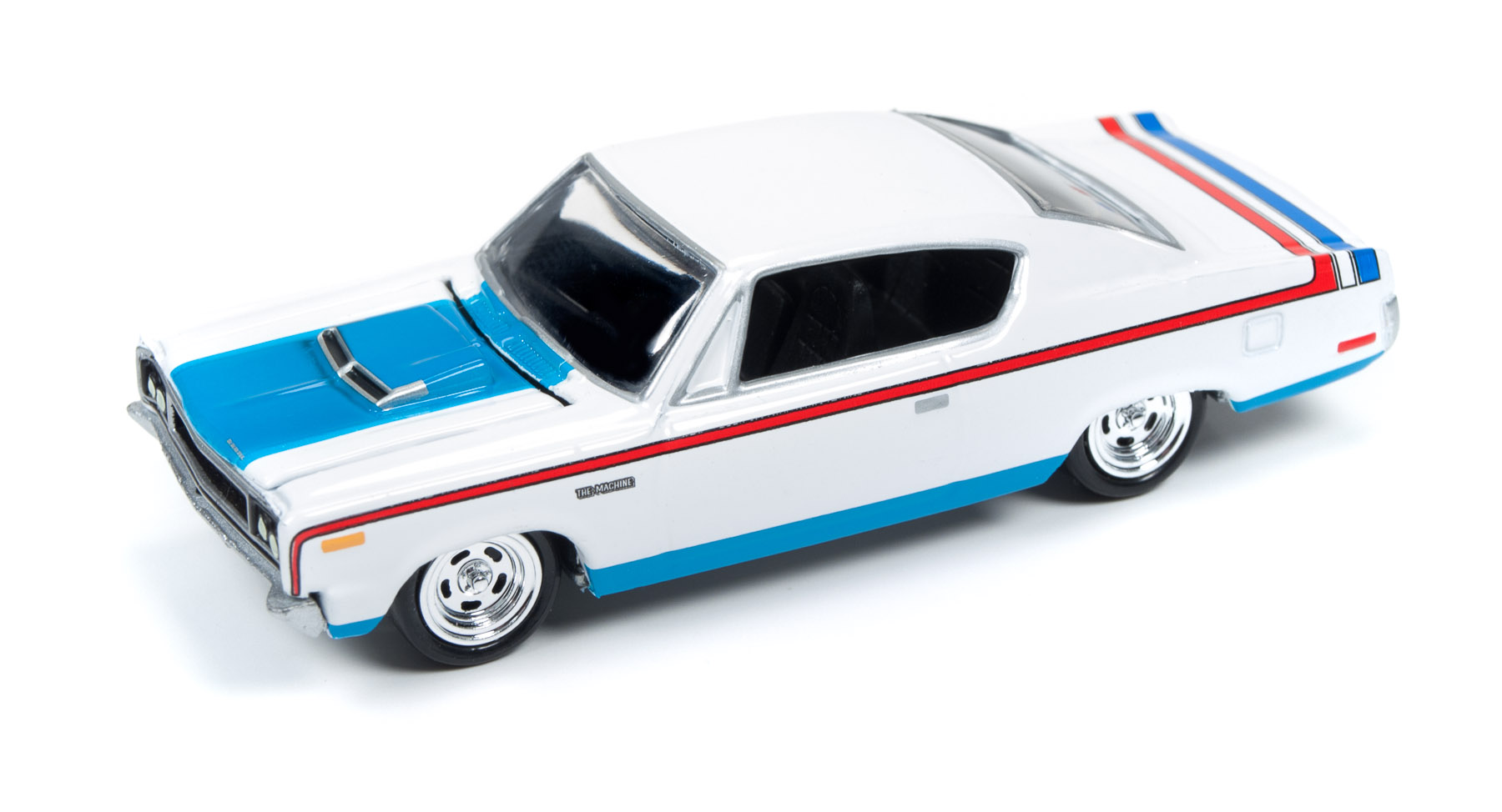 Johnny Lightning – 1:64 Muscle Cars USA Release 1 – Version A | Round2