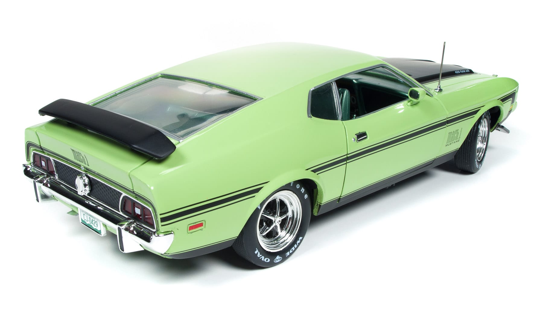 1971 Ford Mustang Mach 1 Round2 For Sale Home Scale 118