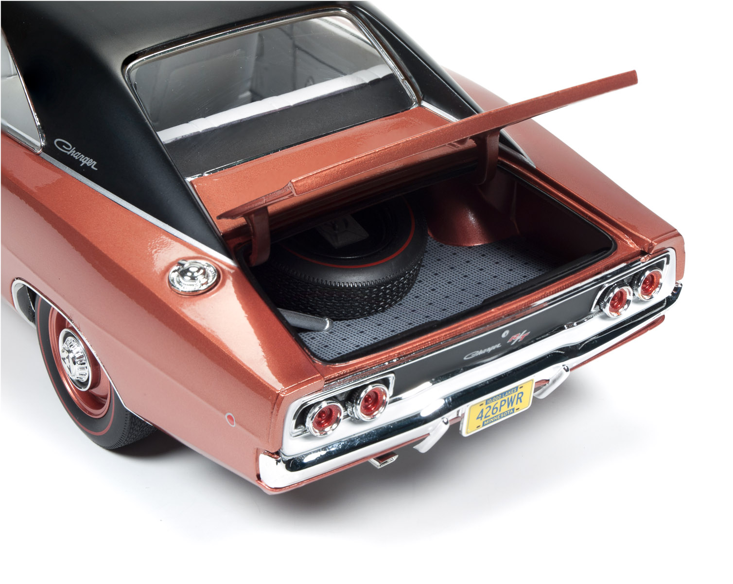1968 Dodge Charger R/T (Hemmings Muscle Machines) | Round2