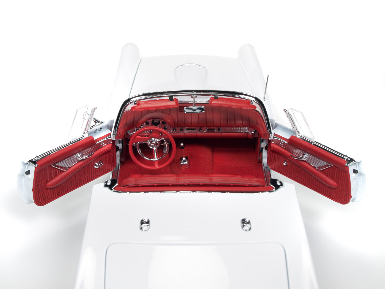 1957 Ford Thunderbird Convertible Christmas Issue 3
