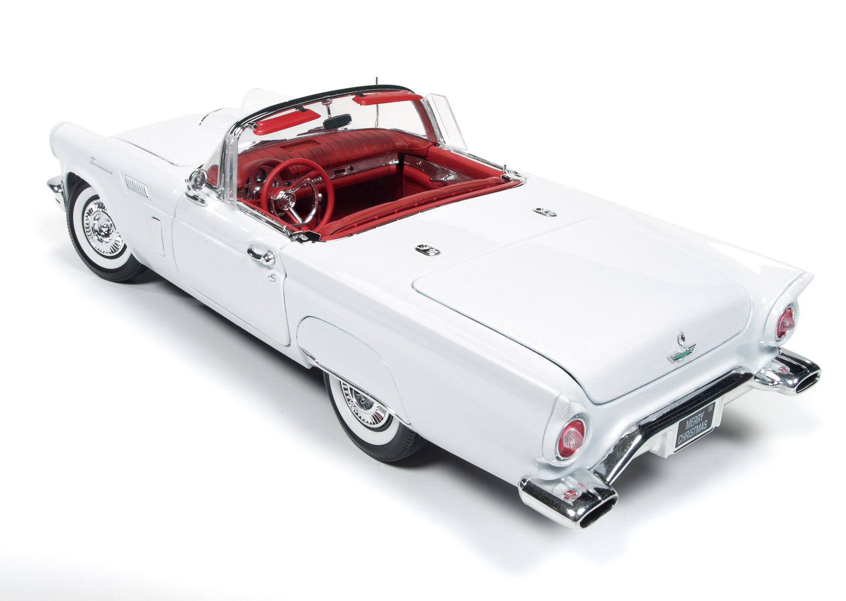 1957 Ford Thunderbird Convertible (Christmas Issue #3) | Round2 I Am An American Ford on life an american, last name american, it is an american, it's an american, grace an american, act like an american, being an american, she is an american, just be an american,