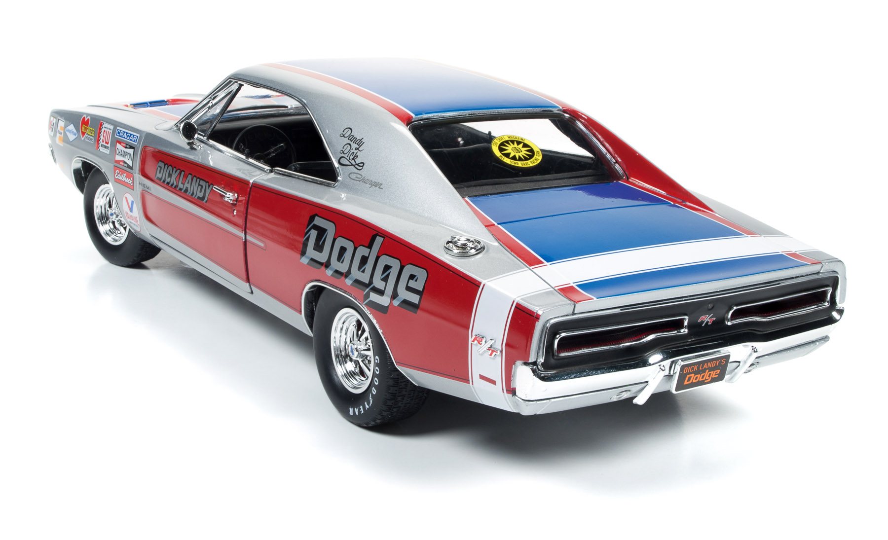1969 Dodge Charger R/T (Dick Landy) | Round2