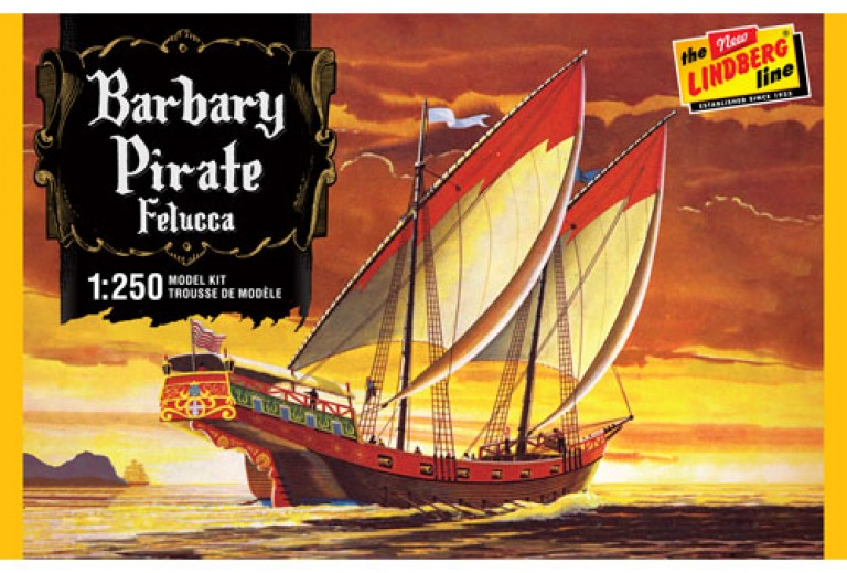 Barbary Pirate Ship | Round2