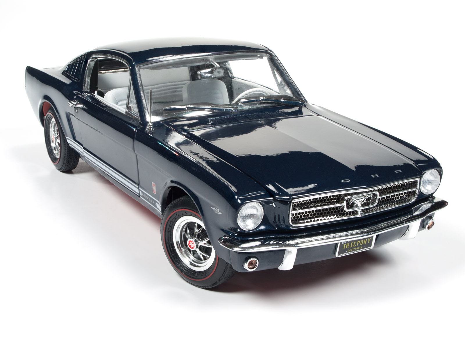 1965 Ford Mustang GT (2+2)   Round2