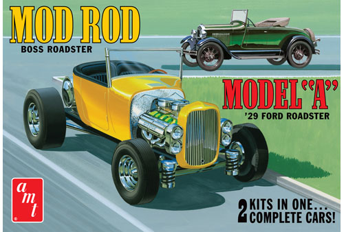 amt model kits new releases