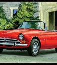 AMT998 Sunbeam Tiger Lid