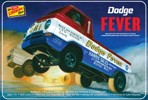 HL135-12 Dodge Fever packaging