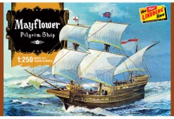 HL205-12 Barbary Pirate Felucca packaging