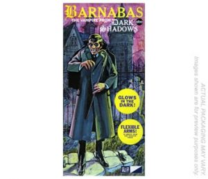 MPC Dark Shadows Barnabus The Vampire 1:8 Scale Model Kit
