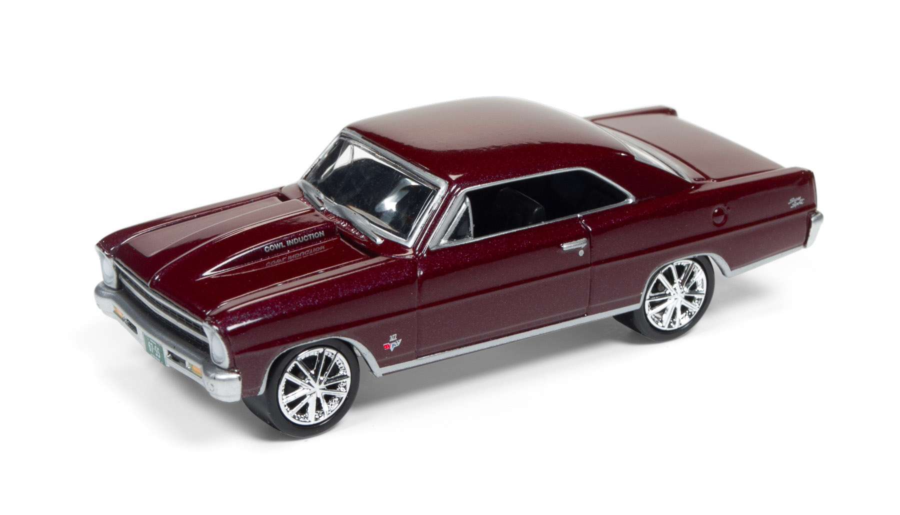 Johnny Lightning – 1:64 Muscle Cars USA Release 2 – Version B | Round2
